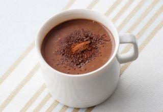 Chocolat chaud des amoureux #recettesduqc #stvalentin #boisson #chocolat #coupdecoeur