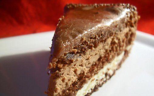 """Retete Culinare - Tort """"Negru si alb"""""""