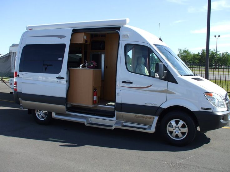 The Hottest New RV: Sprinter Van Based Class B RVs | The Fun Times Guide to RVing