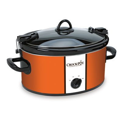 Cleveland Browns NFL Crock-Pot® Cook & other slow cookers. Possible gift ideas.