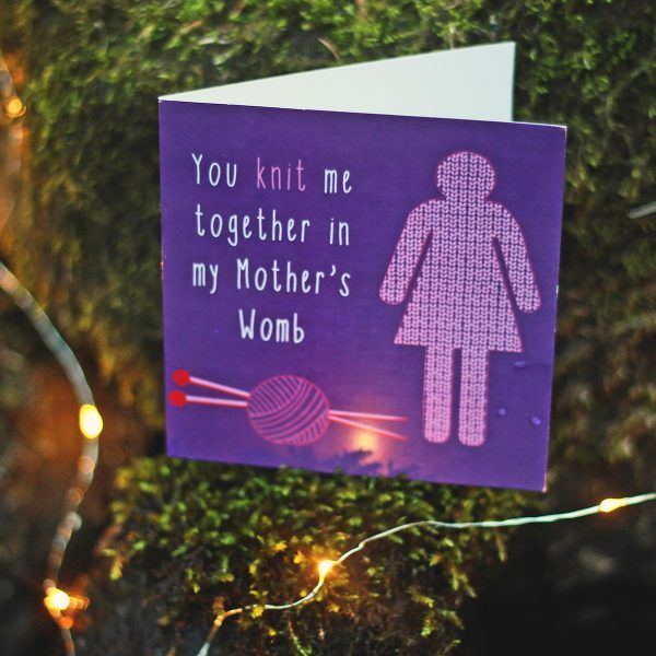 YOU ARE HANDMADE Inspired by: Psalm 139:13   Designed to promote and encourage… - Self esteem - Identity in Christ - Celebrating New Births   Available to buy at: www.mannacards.co.uk Manna Cards: Christian Cards of Encouragement for Periods of Wilderness