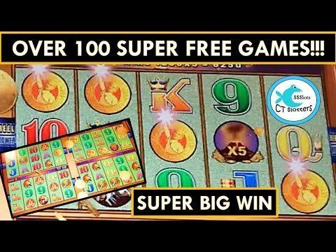 Super Big Win! Pompeii Wonder 4 Slot Machine 100 Super Free Games!