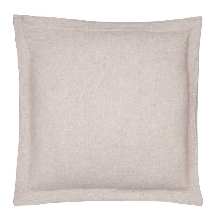 Levtex Home Washed Linen European Pillow Sham