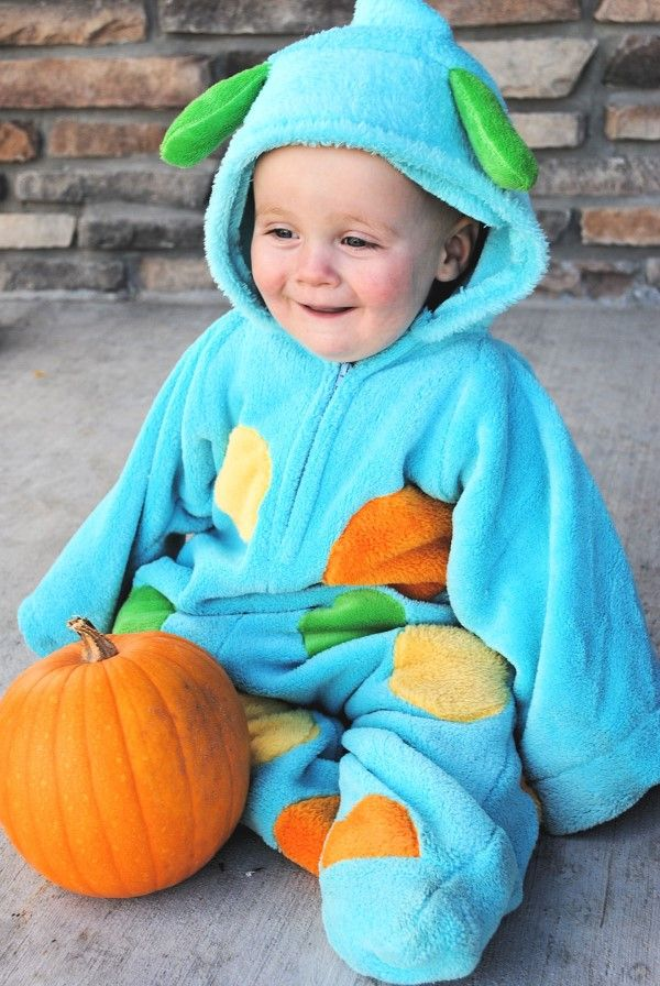 halloween costumes for redhead babies - Baby Monster Halloween Costumes