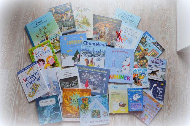 Zimní knihy (via Bloglovin.com )