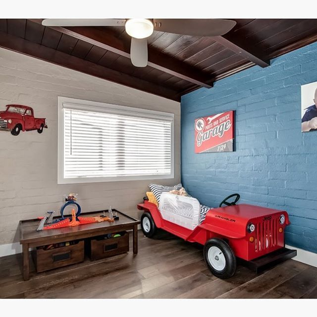 how cute is this toddler car bed credit to lampert dias architects inc home decor for kids and interior design ideas for children toddler room ideas