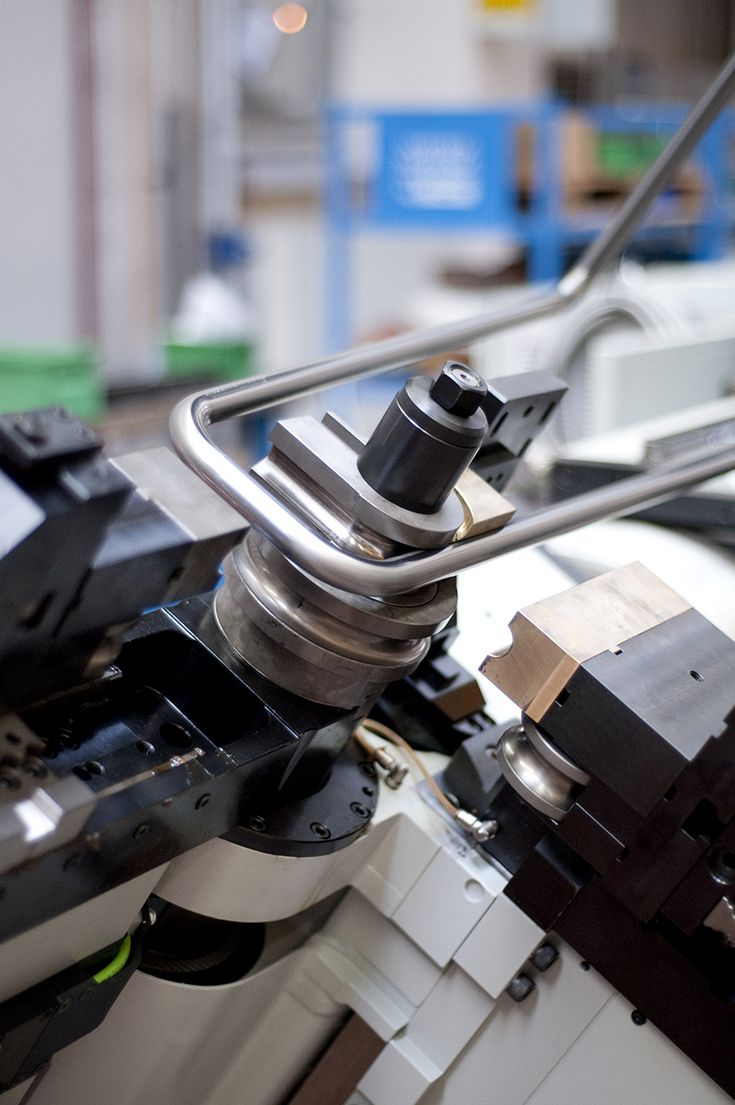 steel tube bending