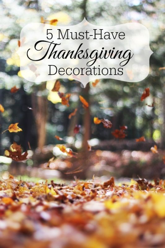 Wanting to create a festive Thanksgiving atmosphere but don't know where to start? Well never fear, the following eBay guide includes creative ideas that will get you up and running in no time flat. Once you get started with some of the must-have Thanksgiving decorations, you will be surprised at how easy it is to have a stunning Thanksgiving backdrop that will make your guests feel warm and welcome. Try out these great decorating ideas and keep visiting eBay for more tips!