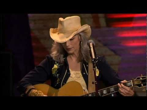 Insp. for Ramblin' Rose, when she first set out to make music. Hold onto your shadows ... ; ) (Emmylou Harris - Red Dirt Girl (Live at Farm Aid 2005) - Natalie Lloyd