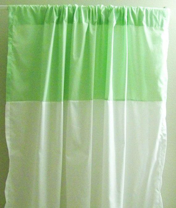 Green Curtains cream and lime green curtains : Meer dan 1000 ideeën over Limegroene Gordijnen op Pinterest ...