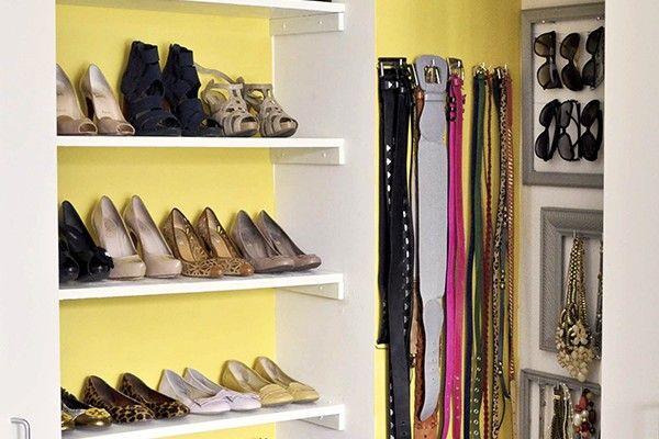 Top 5 Creative Closet Organization Ideas
