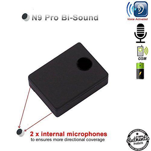 MiniTehnics GSM SPY BUG MINI ?? Bi-Sound N9 PRO Listening Device GSM SIM CARD ?? Voice Ear Bug with Voice Activa No description (Barcode EAN = 0754097310145). http://www.comparestoreprices.co.uk/december-2016-6/minitehnics-gsm-spy-bug-mini-bi-sound-n9-pro-listening-device-gsm-sim-card-voice-ear-bug-with-voice-activa.asp