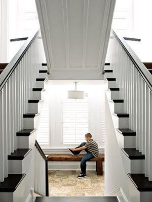 stairs lift to reveal secret room -- this would be amazing!