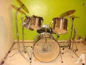 ***AMAZING DRUM SET**FOR SALE** - $1000 (MUSICAL)