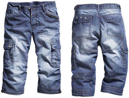 raymond miles | TIMEZONE-Jeans-Shorts-Miles-blue-ray-W29-40-Cargo-Bermuda-Short-Herren ...