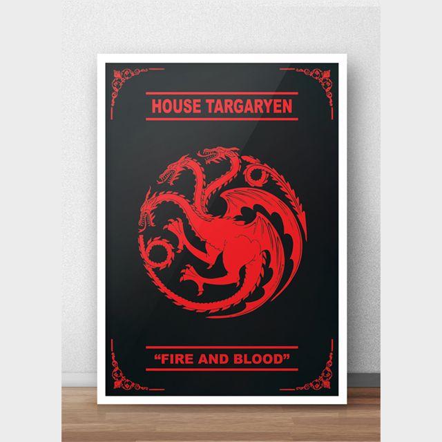 Daenerys Targaryen: bela, recatada e do lar ?<br /><br />-SQN<br /><br />Quem aí torce para o trono de ferro ser da Filha da Tormenta, a Não Queimada, Mãe de Dragões, Rainha de Mereen, Rainha dos Ândalos e dos Primeiros Homens, Senhora dos Sete Reinos, Khaleesi dos Dothraki, a Primeira de Seu Nome ?<br /><br />Em nosso site você pode comprar o Poster emoldurado da Casa Targaryen a partir de R$49,99.<br /><br />http://bit.ly/TargPoster<br /><br />#GOT #HouseTargaryen #Poster #Decoração #Geek…