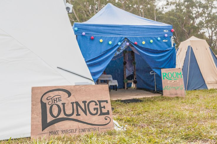 Byron Bay Camping Hire's Boho Village!  Transforming festival camping into comfortable and beautiful spaces to stay:)