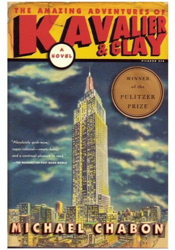The Amazing Adventures of Kavalier and Clay – Michael Chabon (2000)