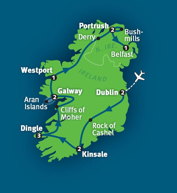 Ireland Tour: The Best of Ireland in 14 Days | Rick Steves 2016 Tours | ricksteves.com