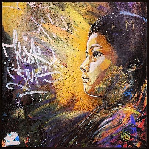 #C215 #bricklane #streetart