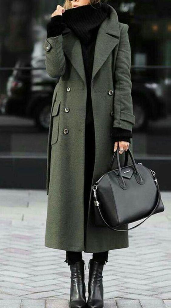 Remark bien choisir son manteau femme