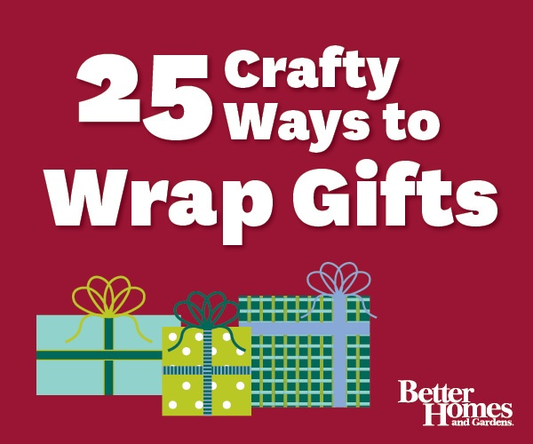 Special presents require special presentation. Enjoy quick gift-wrap projects for all gift-giving