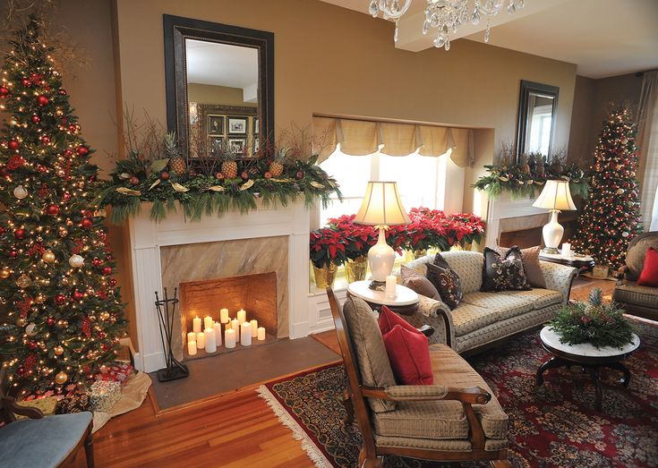 1000+ Images About Christmas Decor On Pinterest