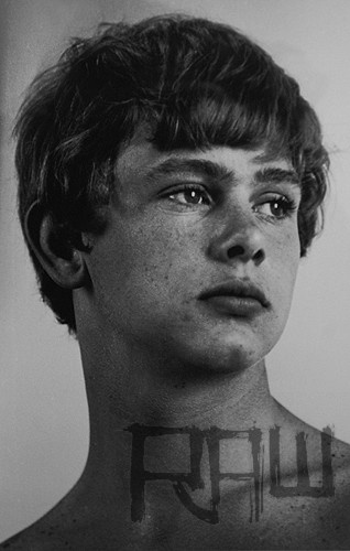 By Colin Beard - Johnny Farnham shot for 'Go-Set' Magazine Melbourne  1967 (not a really big fan ,but respect)