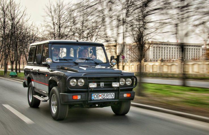 ARO 244 cu inimă de Peugeot