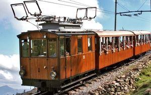El tren de la Rhune Sara