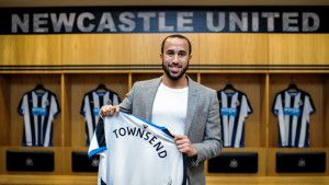 23 Facts About Newcastles New Signing Andros Townsend