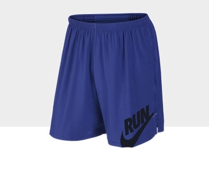 """Nike- 7"""" Two-In-One Men's Running Shorts"""