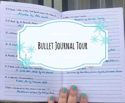 Frozen Books Blog: My Bullet Journal Tour!
