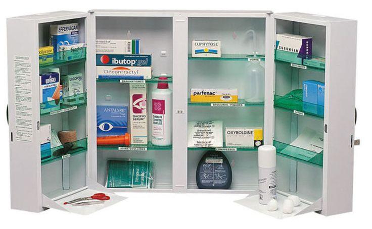 55. Settimana n. 19: riordinare l'armadietto dei medicinali
