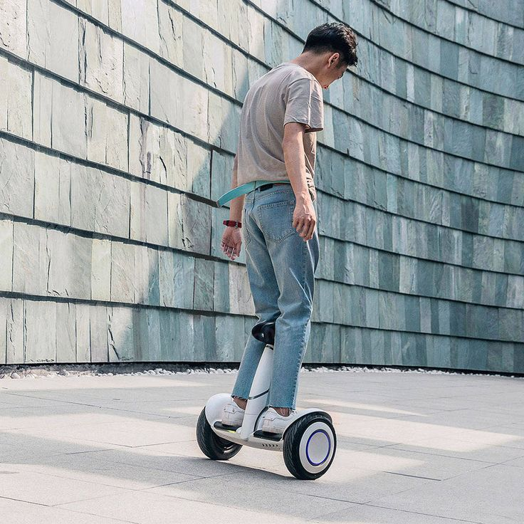 Xiaomi Ninebot Plus N4M340 11 inch Electric Bluetooth Self Balancing Scooter 400W x 2 18km/h Max Speed Sale - Banggood.com  #sports #outdoor #cycling
