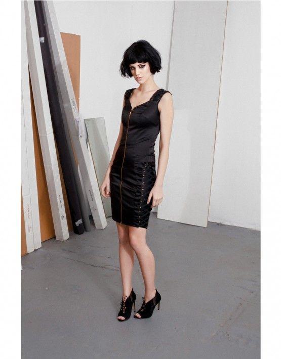 Shop the Bondage Dress http://www.murmurstore.com/product/bondage-dress/