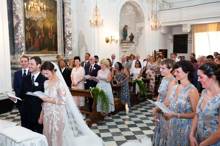 Gabriella Pession sposa Richard Flood: l'album di nozze - VanityFair.it