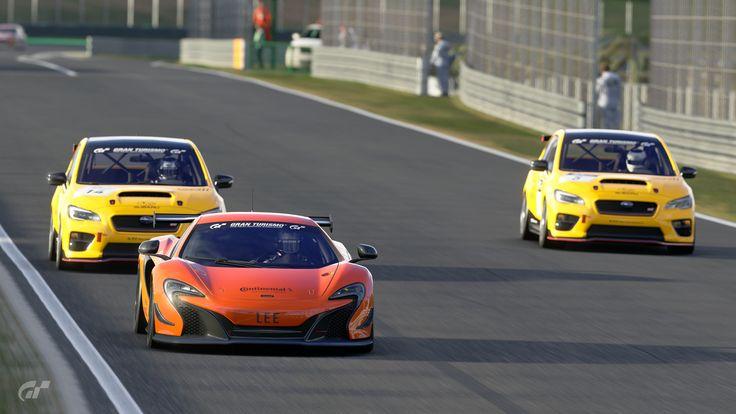 https://flic.kr/p/23BfT7J | GT Sport | These were taken from an online race.#GTSport #Screenshot #Photomode #playstation #ps4 #PS4Share #racing #track #car #McLaren #subaru