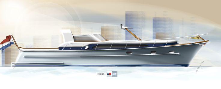 Super Van Craft River 13.20 m