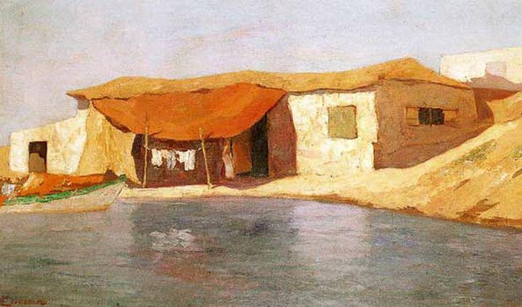 Μιχάλης Οικονόμου - Το σπίτι του ψαρά