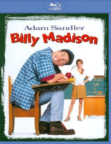 Billy Madison [Blu-ray] [1995]