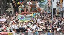 Las Fiestas Folcloricas de mi Cuidad,  Ibague - Tolima