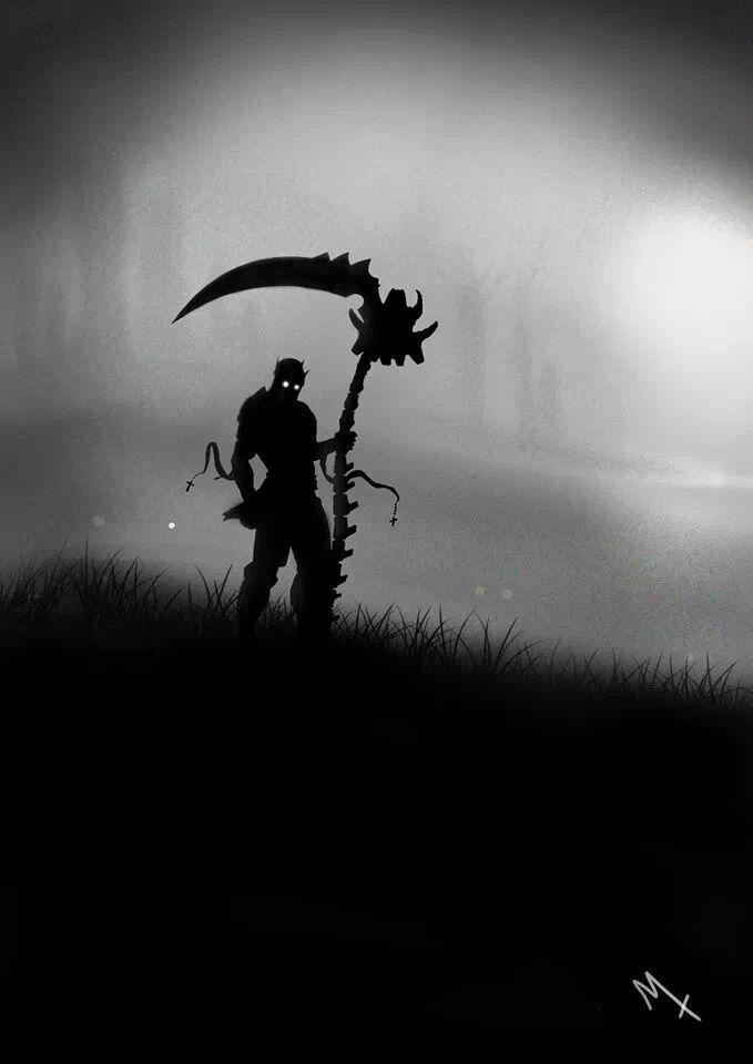 The First Circle of Hell, LIMBO. - #Dante #Limbo Art via Reddit user lucaslslopes