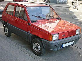 Fiat Panda – 1980