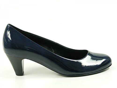 Gabor 35-200 Schuhe Damen Pumps Weite F, Schuhgröße:38;Farbe:Blau - http://on-line-kaufen.de/gabor/38-eu-gabor-35-200-87-damen-pumps