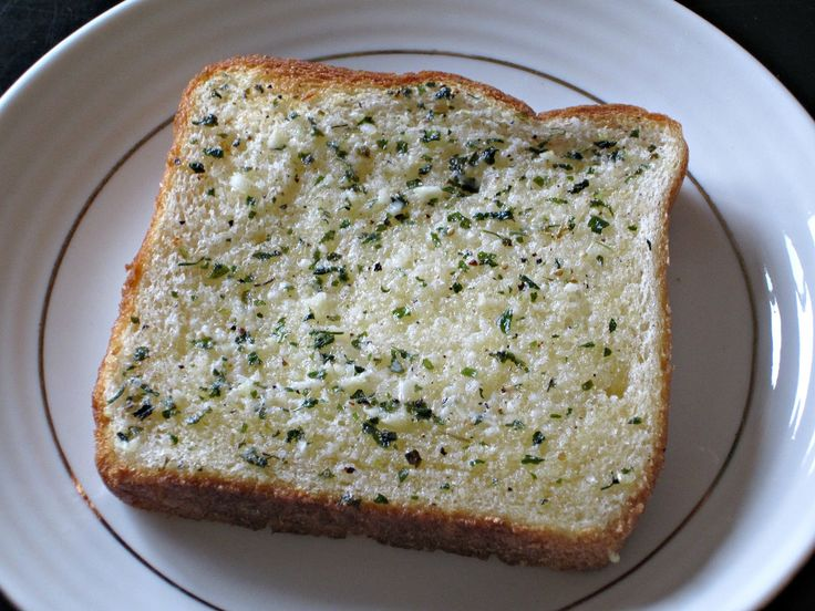 Garlic Texas Toast - Love to be in the Kitchen