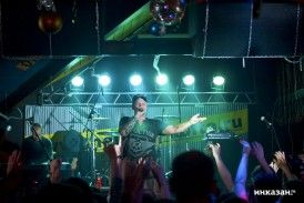 Аддис Абеба в клубе Маяковский. Желтая кофта