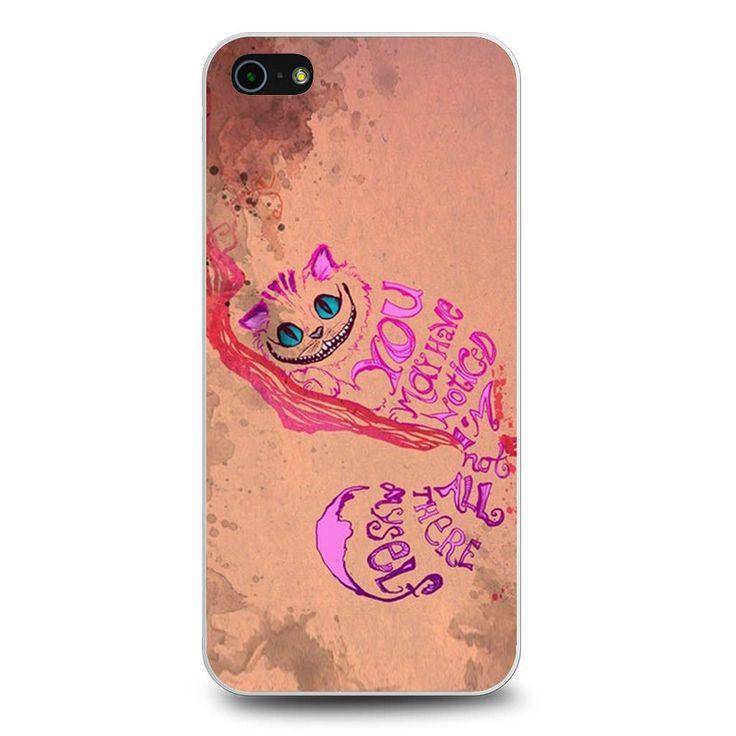 Alice in Wonderland iPhone 5[S] Case