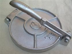 Tortilla presse
