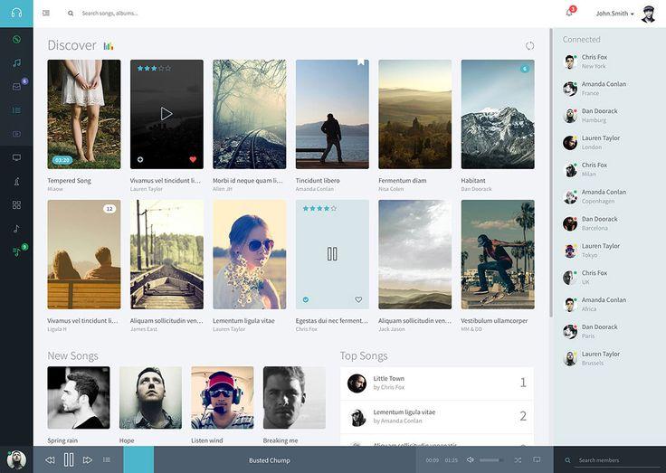 30+ Awesome & Responsive WordPress Music Themes 2016 - Colorlib